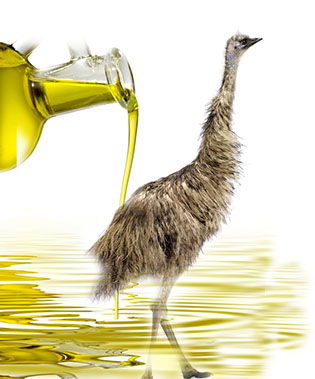 emu oil can be used for hair treatments too