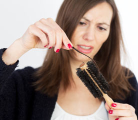 some sensible tips for stopping hair loss
