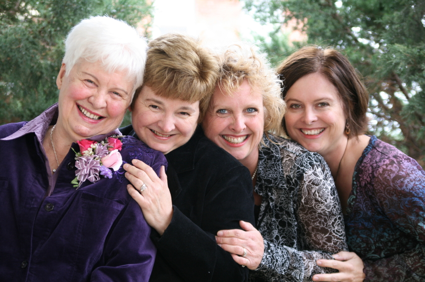 ladies of a certain age menopause and hair loss