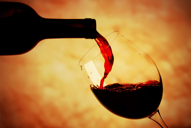 can red wine help hair growth