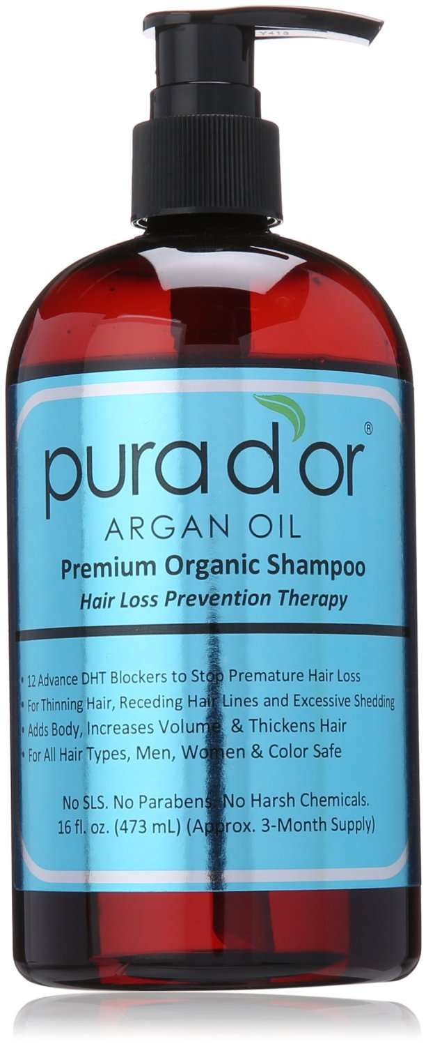 pura dor argan oil shampoo review