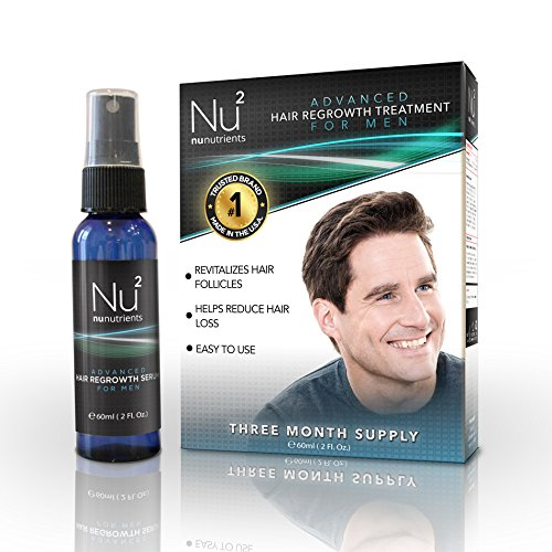 NuNutrients Advanced Hair Regrowth Review