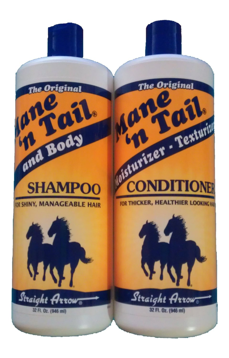 horse shampoo can be used on humans too with good results